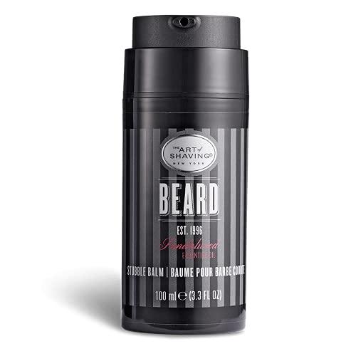 The Art Of Shaving Stubble Balm - Sandalwood Essential Oil 100ml