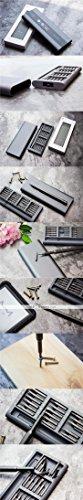 Xiaomi Mijia Wiha Daily Use Screwdriver Kit 24 Precision Magnetic Bits Alluminum Box Screw Driver