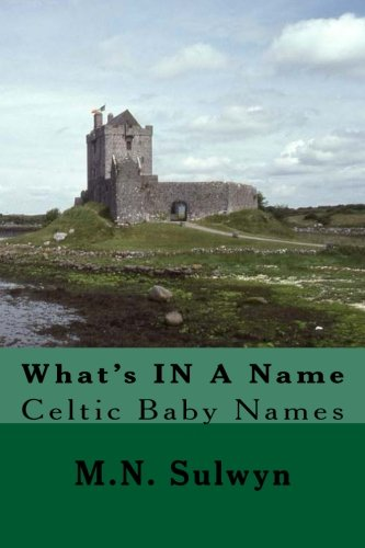 What's IN A Name: Celtic Baby Names (Volume 1)