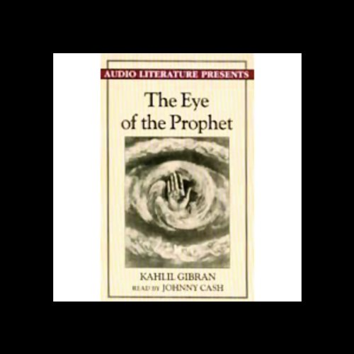 The Eye of the Prophet audiobook cover art