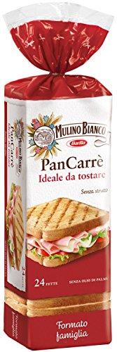 Mulino Bianco, Pan Carrè - 24 Fette