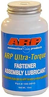 ARP 100-9910 Ultra Torque Assembly Lubricant - 10 oz. Brush Top Container by ARP
