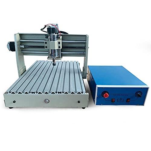 4 ejes, fresadora 3040 CNC, router Engraver, máquina de grabado 3D, herramienta de grabado de 400 W