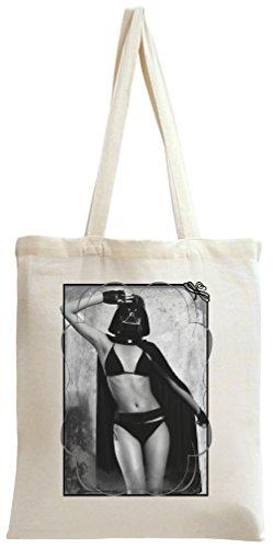 Darth Vader Sexy Babe Tote Bag