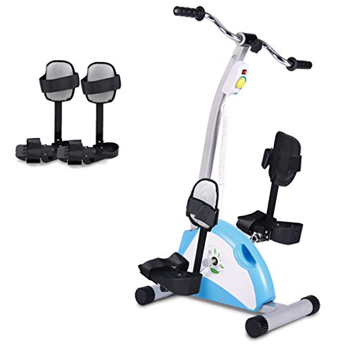 Great Features Of LCC Foot Pedal Exerciser Cycle Bike,Leg Arm Cardio Training Adjustable Resistance ...