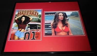 Catherine Bach Bikini Signed Framed 16x20 Photo Set Dukes of Hazzard Daisy B
