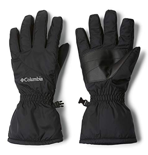 Columbia Women's Six Rivers Glove, Black, Medium