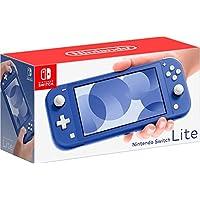 Nintendo Switch Lite Console (Blue)