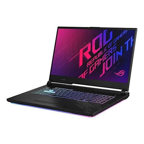 ASUS ROG Strix G17 G712LW (90NR03E1-M02180) 43.9 cm (17,3 Zoll, Full HD, IPS-Level, 144 Hz, matt) Gaming-Notebook (Intel Core i7-10875H, 16GB RAM, 1TB SSD