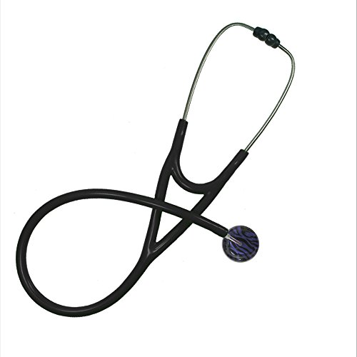 Why Should You Buy Stethoscope - Clinical Grade - Professional - Single Pediatric - Zebra Print Desi...