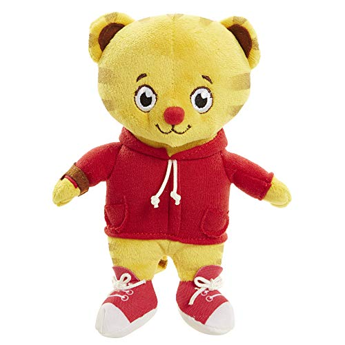 Daniel Tiger's Neighborhood Daniel Tiger Mini Plush ,7 inches