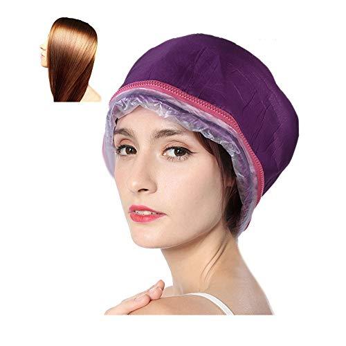 Vaporizador térmico eléctrico Gorro para el cabello tratamiento térmico para el pelo...