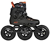 Powerslide Next Outback 150 Off Road Skates 46 Noir/Orange.