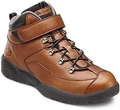 Dr. Comfort Ranger Men's Therapeutic Diabetic Extra Depth Hiking Boot: Chestnut 12 X-Wide (3E/4E) Lace