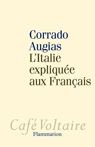 L'Italie expliquée aux Français (Café Voltaire)