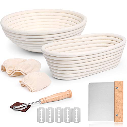 Banneton Bread Proofing Basket by ZCY