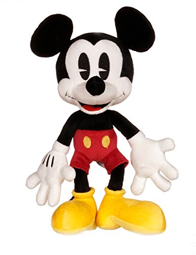Posh Paws Disney 37031 Classic Mickey's Shorts Mickey Mouse Large Plush