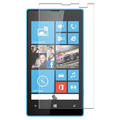 Vaxson 4 Unidades Protector de Pantalla, compatible con Microsoft Lumia 435 [No Vidrio Templado] TPU Película Protectora