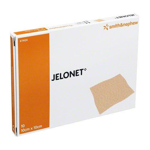JELONET Paraffingaze 10x10 cm steril 10 St Wundgaze