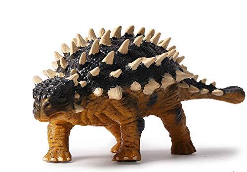 MIAOGOU Dinosaurier Modell Spielzeug Oenux Jurassic Simulation Ankylosaurus Dinosaurier Action Figuren Saichania Pflanzenfresser Dinosaurier Brinquedo Sammlung Spielzeug Für Kinder