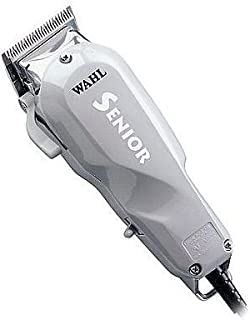 Wahl PREMIUM Mens Hair Clippers with Super Charged V-5000 Motor, BONUS FREE OldSpice Body Spray Included