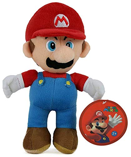 Play - Super Mario Bros - Peluche 30cm Mario