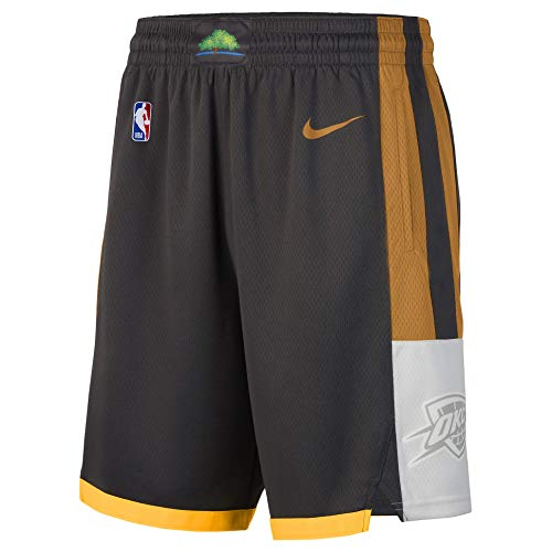 Nike OKC NBA City Edition Swingman Shorts BV5881-060 Size M
