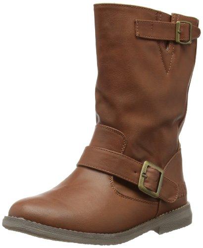 Coolway Damen Funny Biker Boots, Braun (Cue), 40