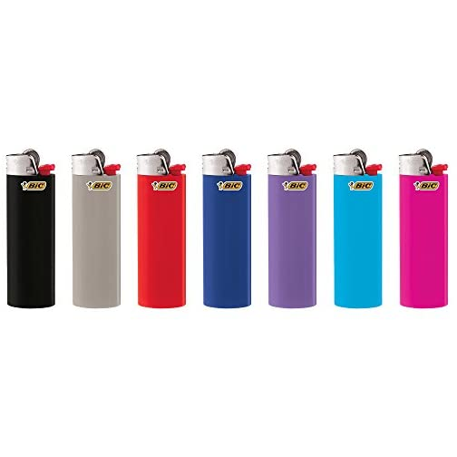 BIC Lighter Classic, Full Size 12 Pieces, Bulk Packaging 4