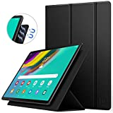Dadanism Case Fit Samsung Galaxy Tab S5e 2019 (SM-T720/SM-T725), Strong Magnetic Smart Folio Case, Ultra Slim Trifold Shell Stand with Auto Wake/Sleep Fit Galaxy Tab S5e 2019 Release Tablet - Black