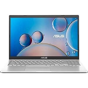 ASUS Laptop A516JA#B08CV13LX9, Notebook con Monitor 15,6″ HD Anti-Glare, Intel Core i3-1005G1, RAM 8GB, 256GB SSD PCIE, Windows 10 Home S, Argento