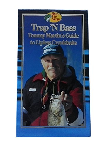 Trap n Bass Tommy Martins Guide to lipless crankbaits volume 34