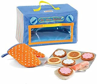 Parents Little Bakery Kids Toy Oven with Food [並行輸入品]