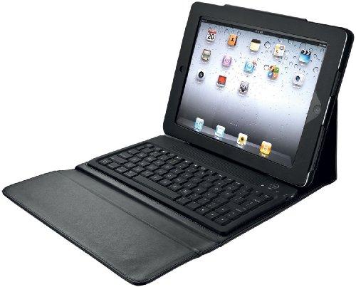 Trust Folio Stand for iPad2 Funda Negro - Fundas para Tablets (Funda, Apple, iPad/iPad2, Negro)