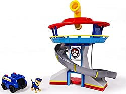 Toys that Begin with the Letter L include anything with the paw patrol!