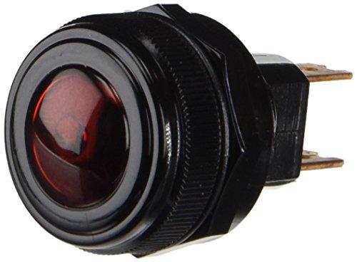 HELLA 2AA 001 200-131 Kontrollleuchte, rot