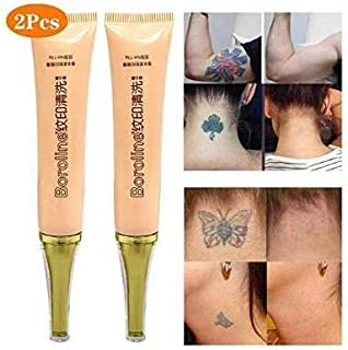 Anti-tattoo cream permanent anti-scarring cream powerful cream hypoallergenic anti-tattoo cream natural fading system