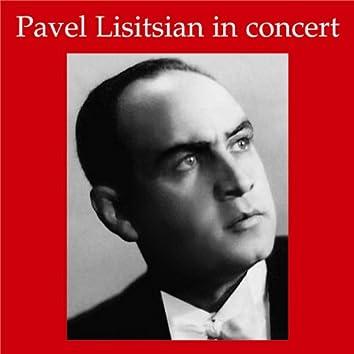 Lebendige Vergangenheit - Pavel Lisitsian in Concert