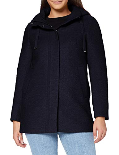 edc by Esprit 090cc1g309 Giacca, 400 / NAVY, M Donna