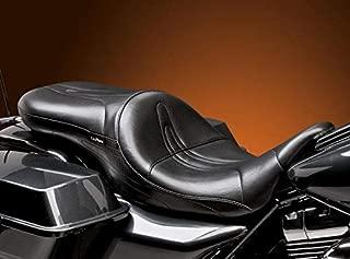 Le Pera LK-907NB Sorrento Seat - Stitch 2-Up Full Length