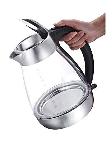 SKYEI Kettle Kettle Seguro eléctrico Aislamiento Inteligente Fabricante de té de multifunción multifunción Tetera eléctrica Tetera eléctrica Conjunto de té de Vidrio Calentador automático Apagado