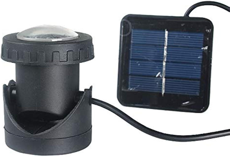 CALAP-STOREWaterproof 6 LED Garden Solar Power Light Outdoor Pool Spot Light Spotlight White Lawn Garden Lights Lanterna