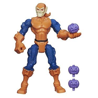 Marvel – Super Hero Mashers – Super-Bouffon – Figurine Personnalisable 15 cm