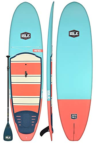 ISLE Versa Standup Paddle Board Package