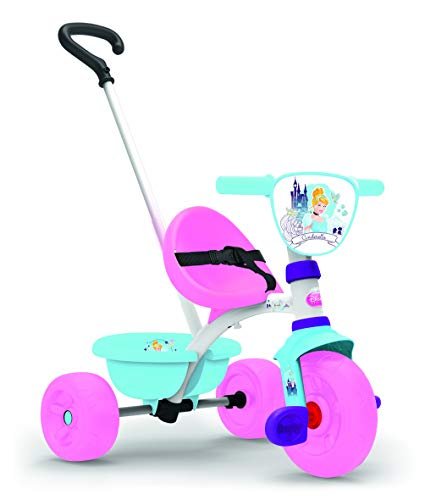Smoby - 740301 - Cendrillon - Tricycle Be Move