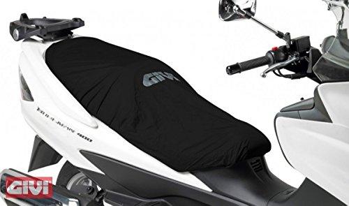 Roller Sitzbankabdeckung Yamaha NMAX 125 Givi S210 Schwarz