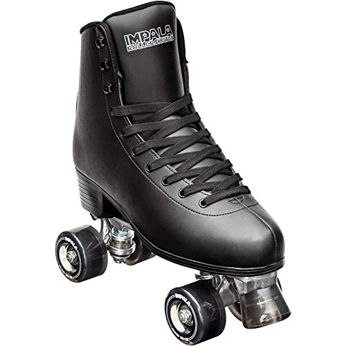 Impala Roller Skates (Black, Size 5)