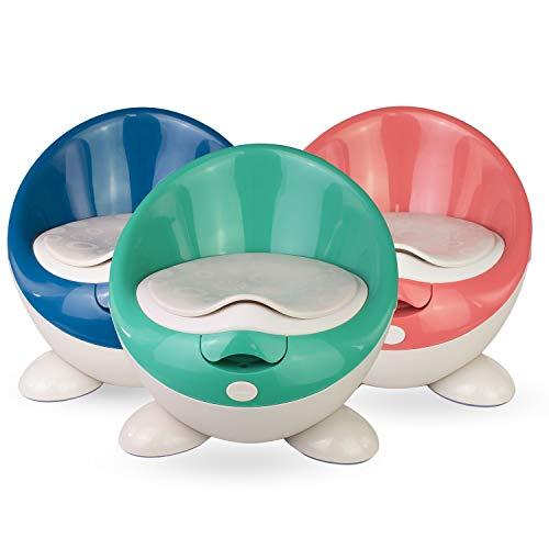 Eggloo Premium Baby Töpfchen - Toilettentrainer für Jungen und Mädchen - Ultra stabiles Design