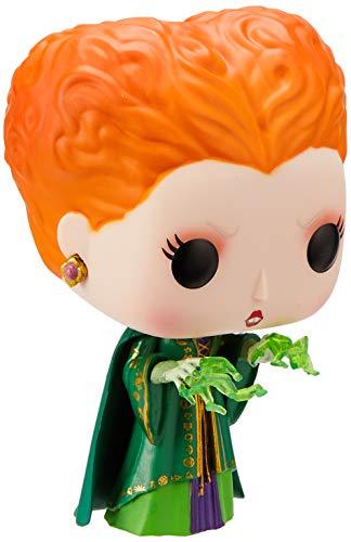 41087 Disney Pop Vinile Multicolore Hocus Pocus-Sarah w//Spider Figura da Collezione Funko