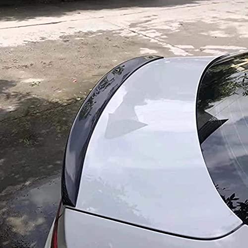 XYJCY Trasero Spoiler Glossy Black Spoiler Wing Lip Spoilers Accesorios para automóviles...